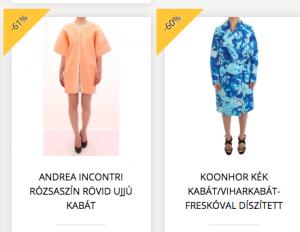 divat ruházat
